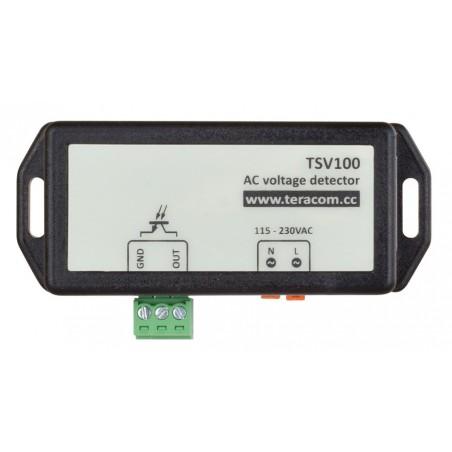 85 - 250VAC detektor med Open Collector udgang, galvanisk isoleret