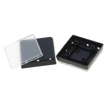 2x2 tast m/låg, sort til KEY-NUM-P-USB