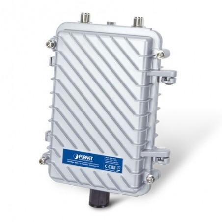 300Mbit 2.4GHz udendørs Wifi Access Point / Bridge / Router med IP67 tæthed