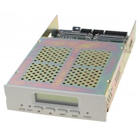 Ekstern RAID controller - PCI til Ultra SCSI RAID controller - Infortrend IFT-3102UG SCSI 4 Model Raid