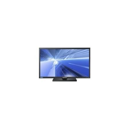 "23"" Monitor 1920 x 1080 AD-PLS, 23"" Full HD med PLS panel og Displayport, 2xUSB"