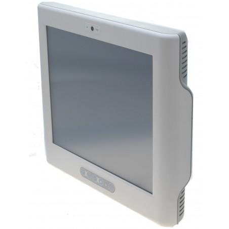 """Medico skærm 17"""" LCD TFT med touch, DVD drev og webcam. Axiomtek 17"""" TFT 380 nits SXGA LCD"""