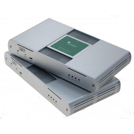 4 ports USB 3.1 booster / extender op til 100m