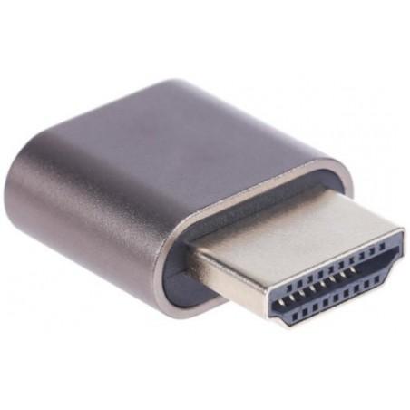 HDMI Virtual Display Adapter med EDID, Dummy Ghost, Display Emulator
