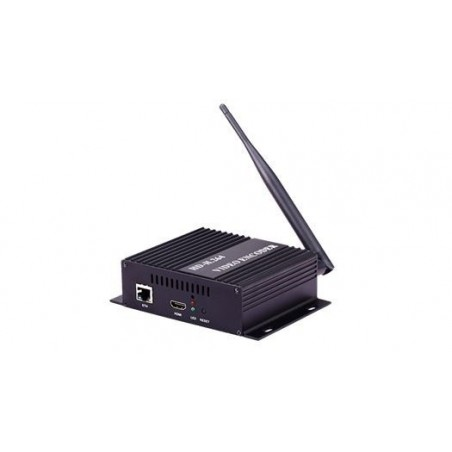 Professionel HDMI over IP-Server encoder - sender HDMI ud på netværket - LAN og Wifi