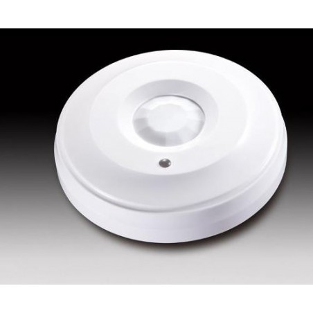 Trådløs PIR sensor til loft montering