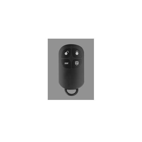 Trådløs fjernbetjening til alarmsystem