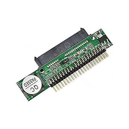 """SATA drev t. 2½"""" IDE m. 44 pin"""