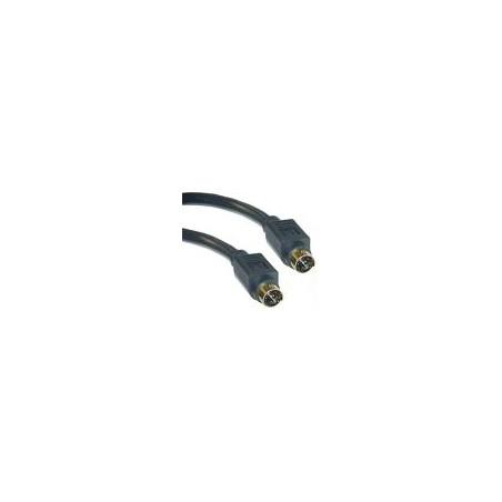 SVHS kabel, han - han, 10,0 meter