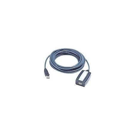 Forlængerkabel til USB2. Tilslut USB 2.0 enheder 5 meter fra pc'en