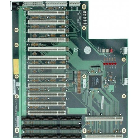 Buskort 12 PCI, 1 ISA, 2 PICMG