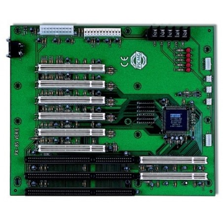 Buskort med 4x 64bit PCI til 2U chassis