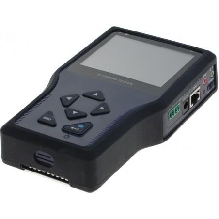 Alt i én touch screen kamera service tester