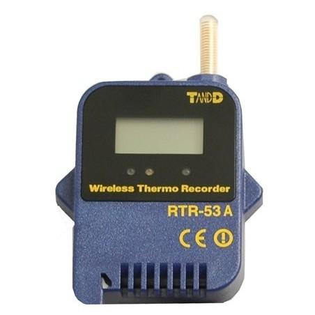 T&D Temperaturlogger -40 til 80 grader - BLÅ SERIE