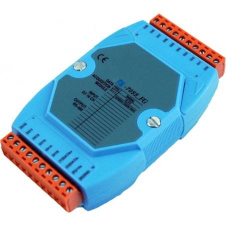 16 digitale input ICP DAS I-7053 FG CR