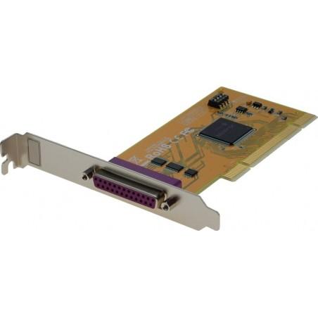 Parallelkort univ. PCI, remap