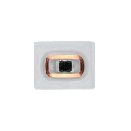 RFID tag transparent PET-plast