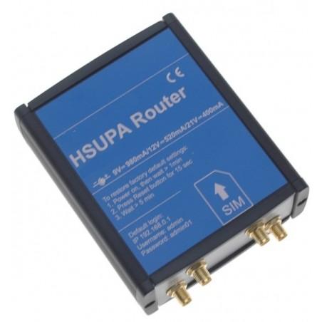 3G Router m. modem og WiFi