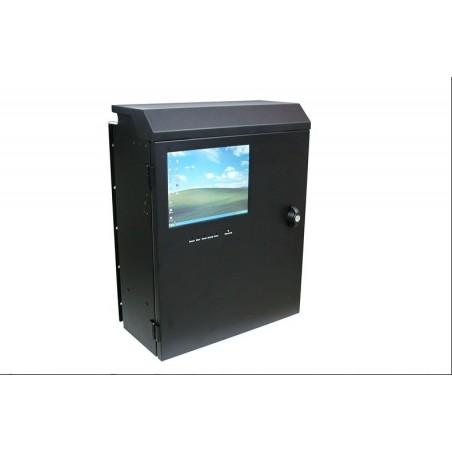 wall mount kabinet med VGA