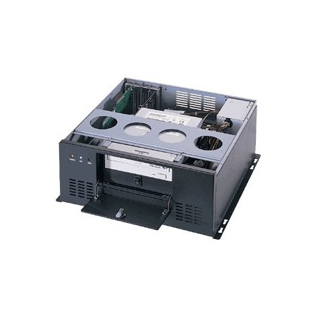 Vægkabinet mini 4slot MicroATX