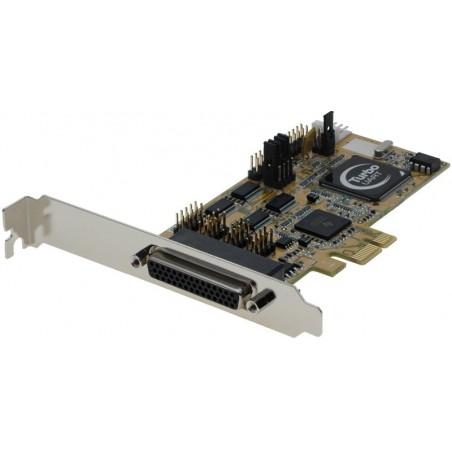 4xserie,1xparallel,PCI Express