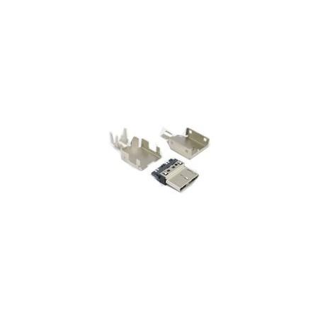 Løst USB3.0 Micro B hanstik