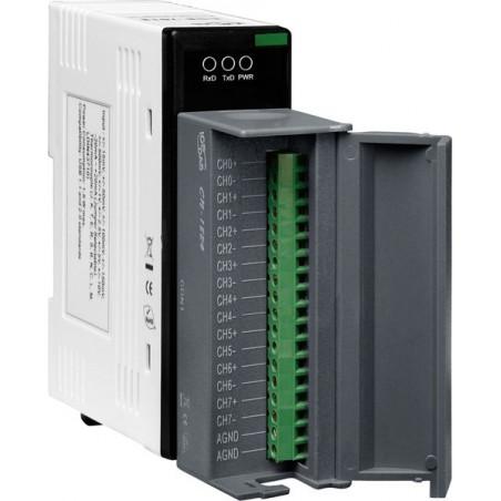 8 x spænding- og strømmåling via USB