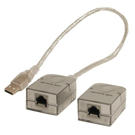USB booster / extender op til 45m, unstersøtter USB touch signal