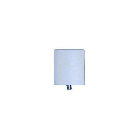 8 dBi 2,4GHz Panel antenne, N hun, vægbeslag