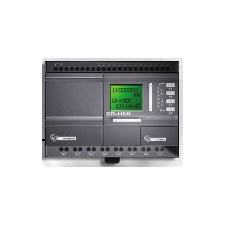 Programmérbar mini PLC til DIN-skinnemontering