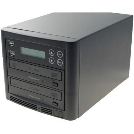 1:1 Kopimaskine USB DVD + CD