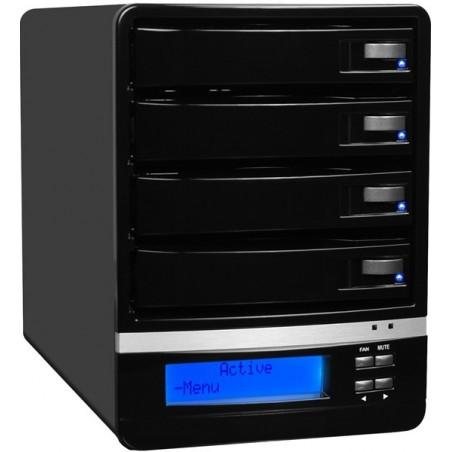 RAID-5,USB3.0,FW1394b,eSata
