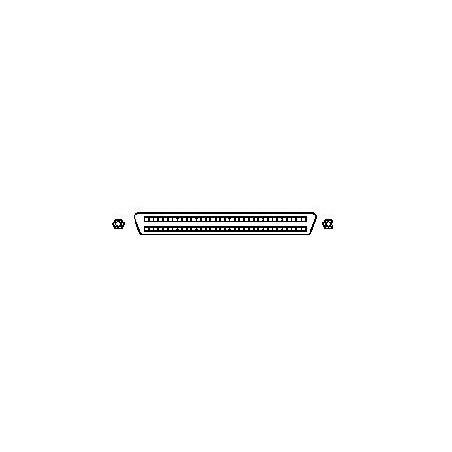 SCSI terminator, intern, Mini DB68 hun, SE-LVD Ultra 160