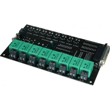8 relæudgange t.USB-DIO24