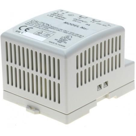 5VDC/5A strømforsyning, DIN-skinne
