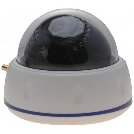 Indendørs IP PoE og trådløst Cubekamera 1,3MP IR, Eco Line