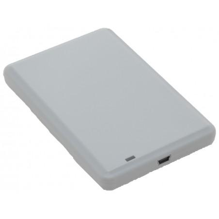 UHF RFID-læser, til passive TAGs, USB - virtuel COM