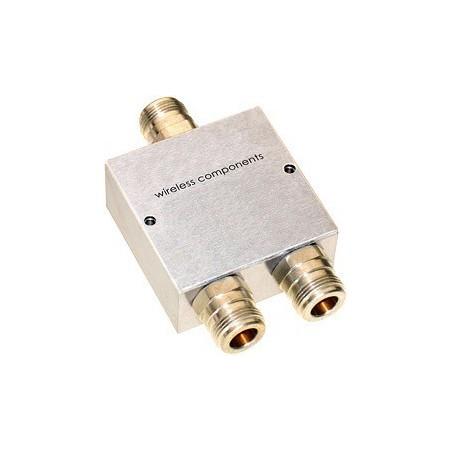 RF Combiner - 2 antenner til samme transceiver