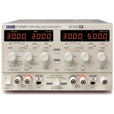 Labaratorie strømforsyning LAN