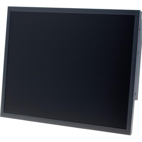 """19"""" LED skærm til sollys med lysstyrke på 1600 cd/m2, VGA, DVI"""