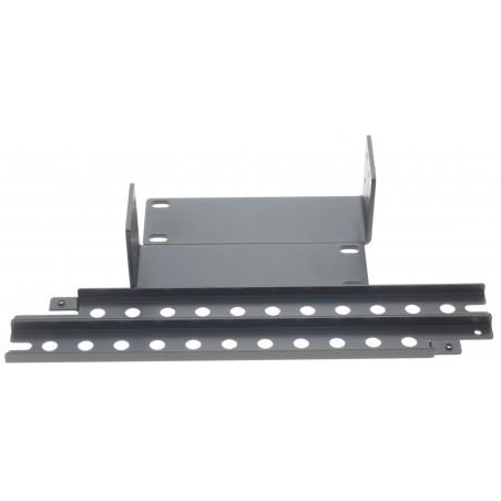 Rack-kit til 4 ports unit KVM i sort