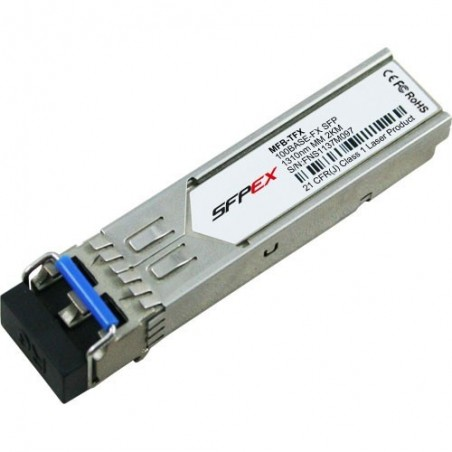 SFP-Port 100Base-FX Transceiver