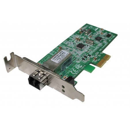 100 Mbit fiber multimode LC netkort