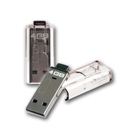 64GB memory stick via USB2.0. Industriel grade