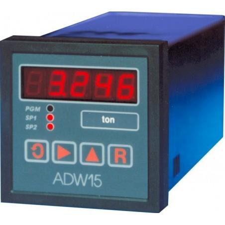 Vejning Indikator med digital visning på LED display