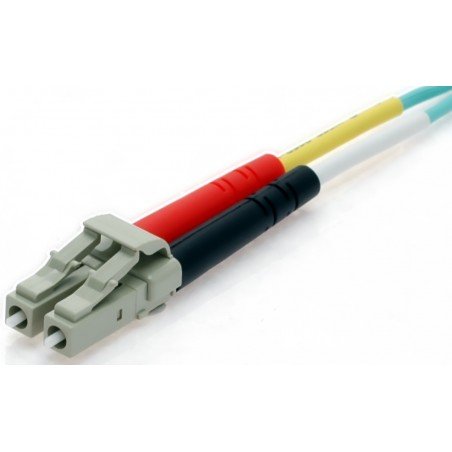 Multimode LC male fiber patchkabel, 50-125 μm, 10 meter