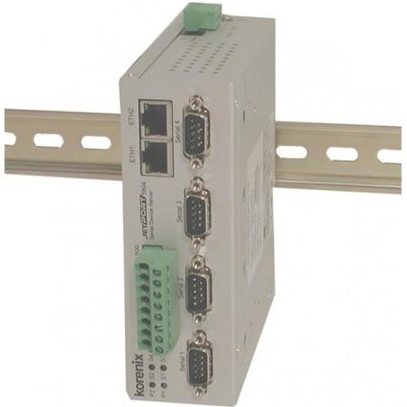 4-port seriel portserver