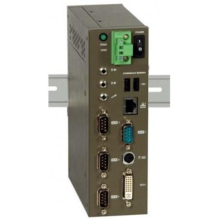 Mini PC m/1.6GHz ATOM CPU