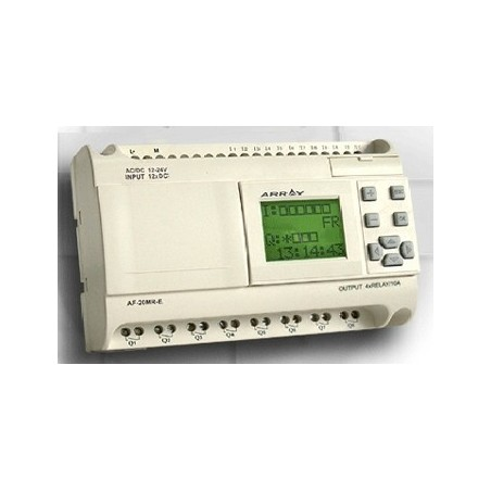 Programmérbar mini PLC til DIN skinne montering