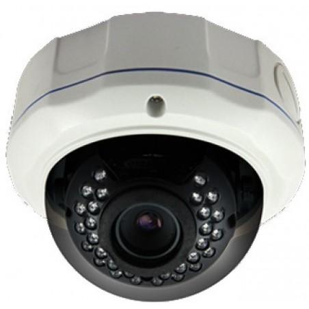 2 Megapixel domekamera IR HD-SDI udendørs, Eco Line